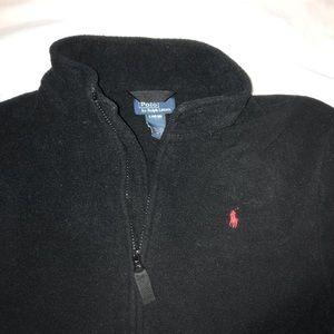 Ralph Lauren Jackets & Coats - Polo boys black large ( 14-16 ) soft jacket
